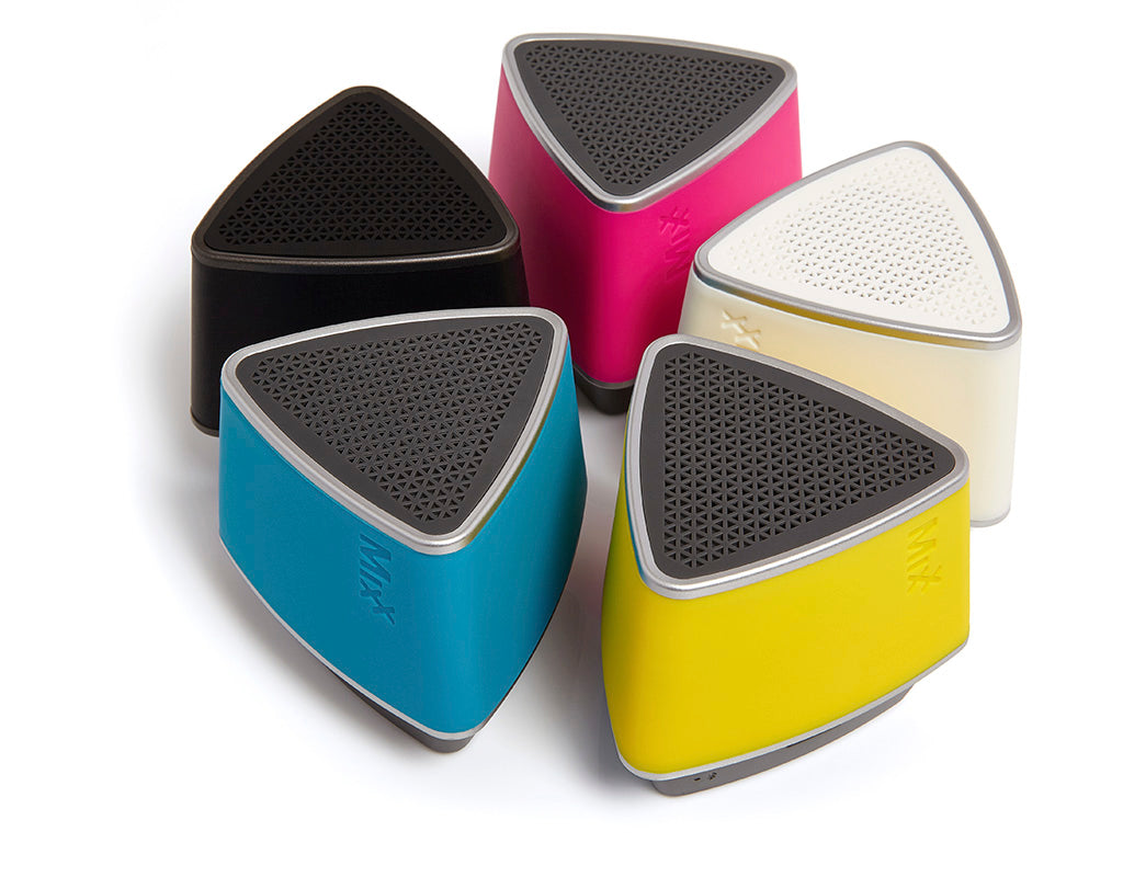 MIXX S1 Bluetooth wireless speaker range