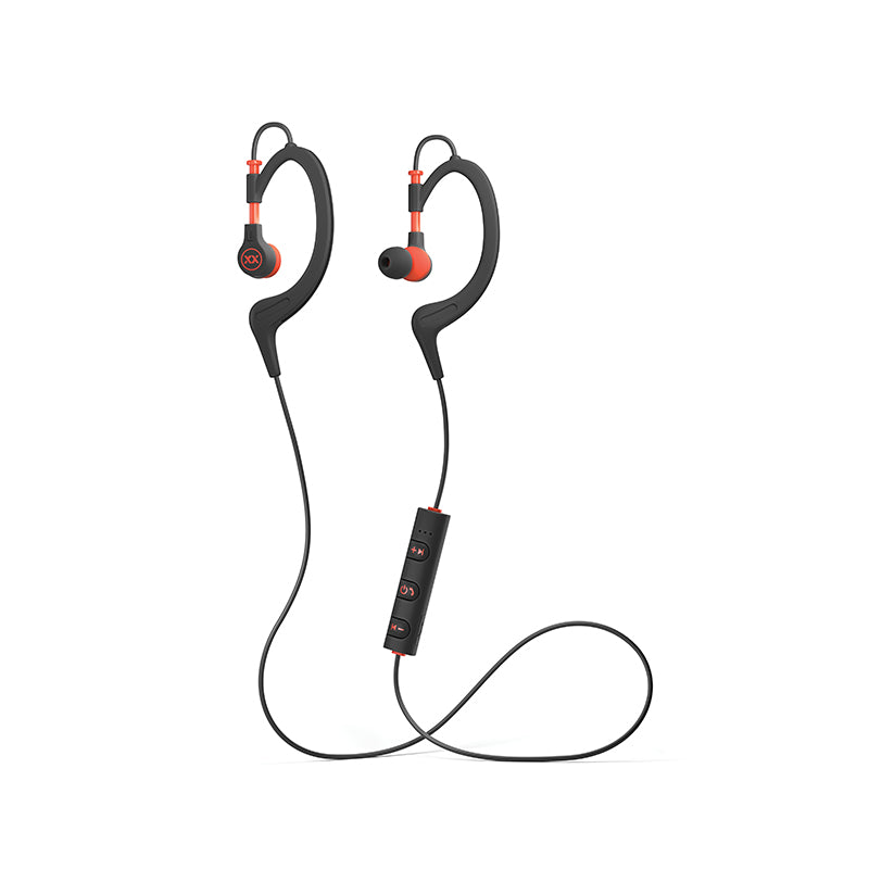 Secure Fit wireless sports headphones