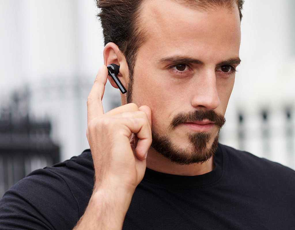 StreamBuds AX true wireless earbuds touch sensor controls