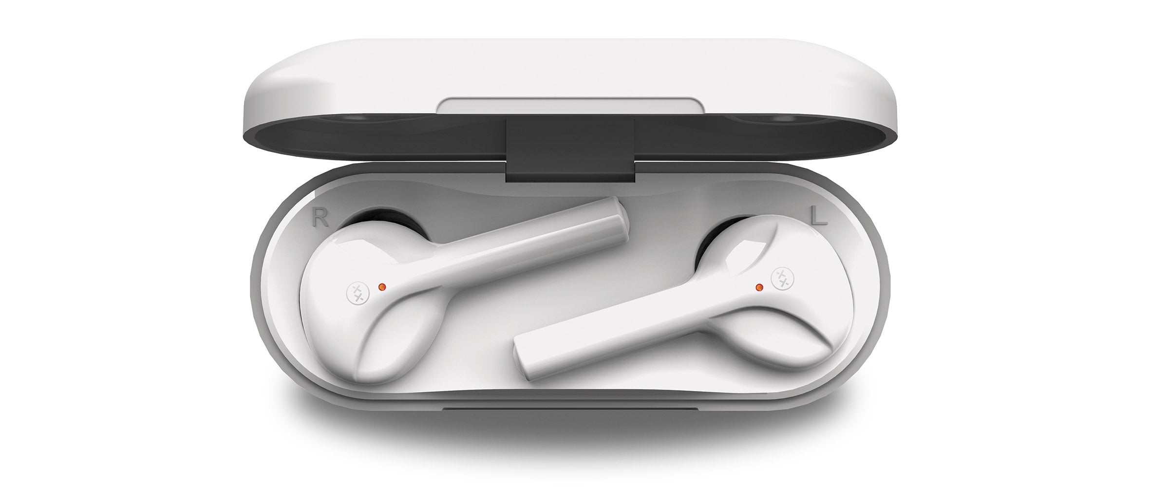 StreamBuds SX true wireless earbuds in charging case