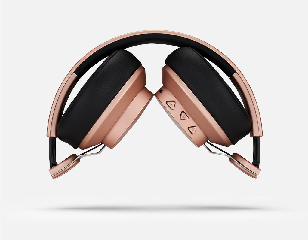 JX2 foldable wireless headphones