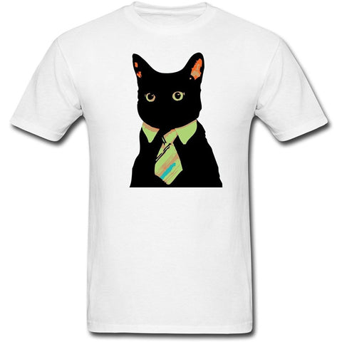 Business Cat T Shirt - Viral Gifts