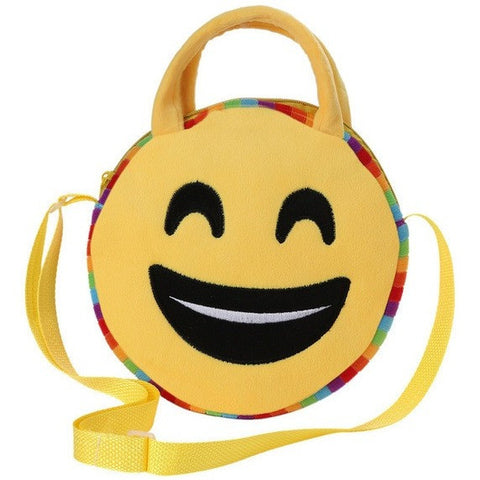 Emoji Shoulder School Bag - Viral Gifts