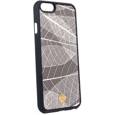 MMORE Organika Skeleton Leaves Case for iPhone & Samsung - Viral Gifts