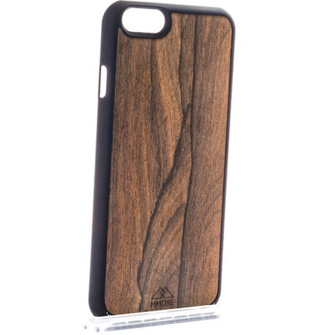 MMORE Wood Ziricote Case for iPhone & Samsung - Viral Gifts