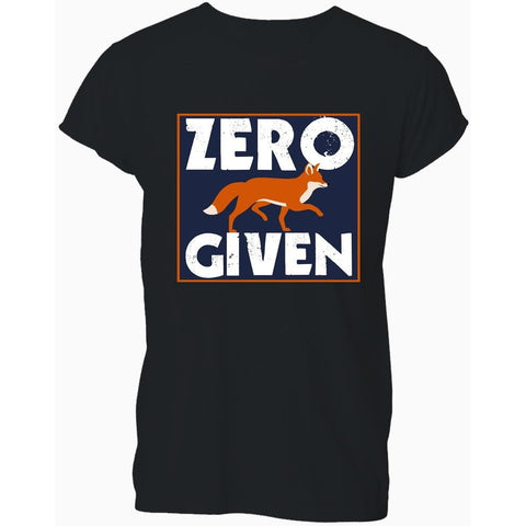Zero Fox Given Womens - Viral Gifts