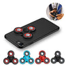 Matte Fidget Spinner Case for iPhone