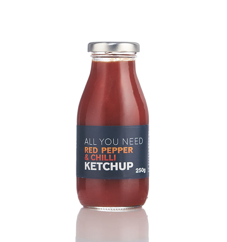 Red Pepper & Chilli Ketchup