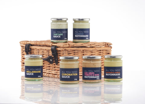 Mayonnaise Hamper