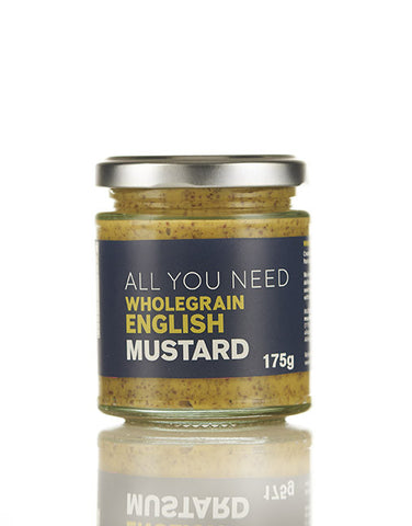 Wholegrain English Mustard