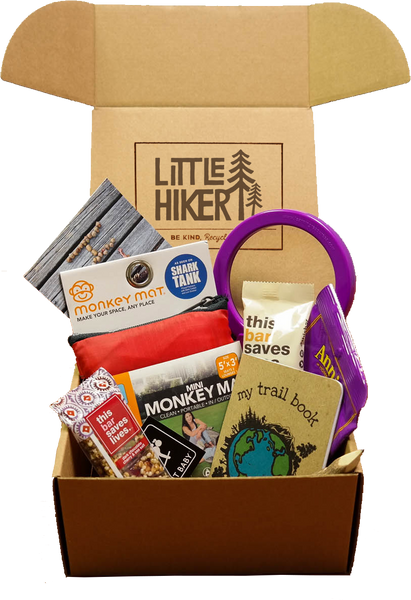 Little Hiker Box (One-Time Gift)