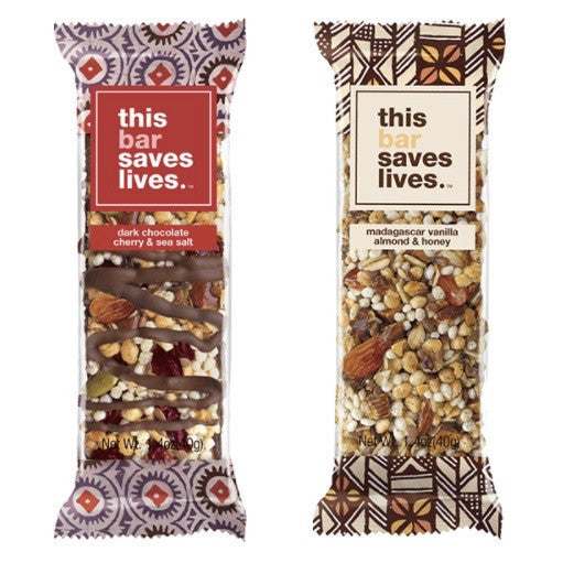 This Bar Saves Lives (2-pack)