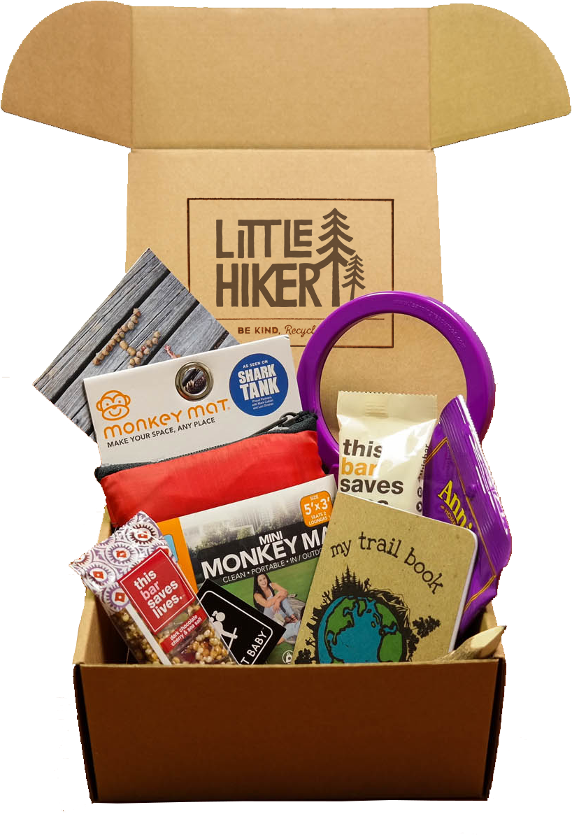 Little Hiker Box (Monthly)
