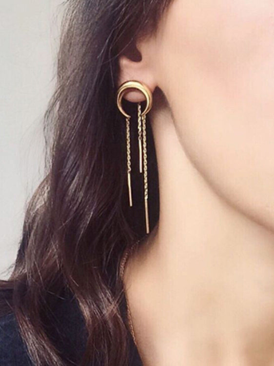 Take Me Away Drop Earrings