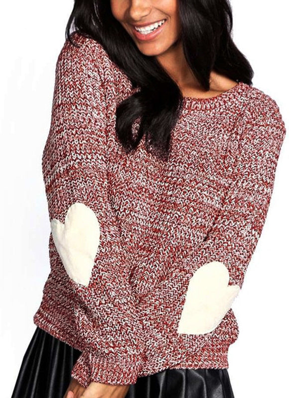 Heart On My Sleeve Pullover