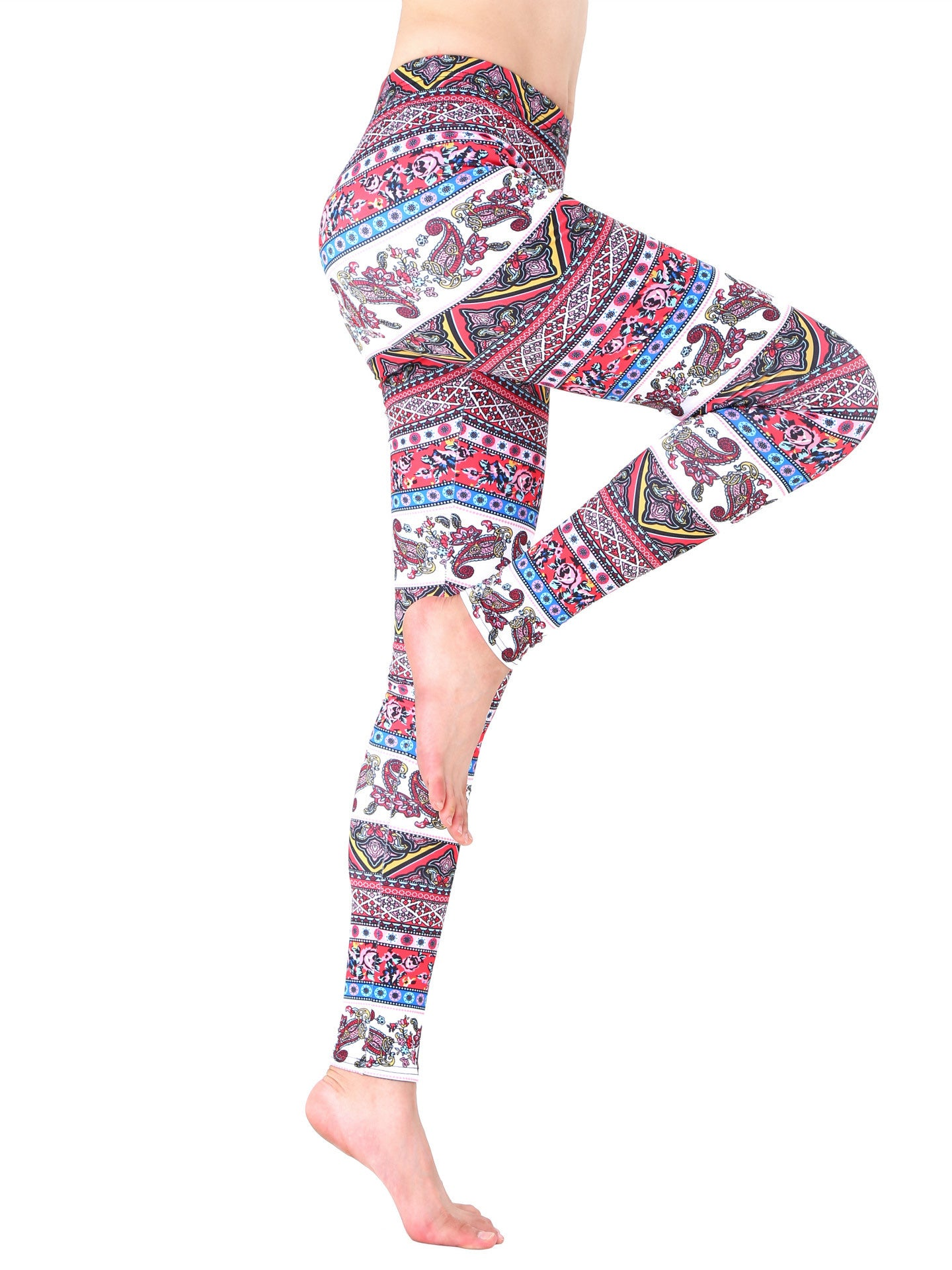 Floral Feelings Printed Yoga Leggings
