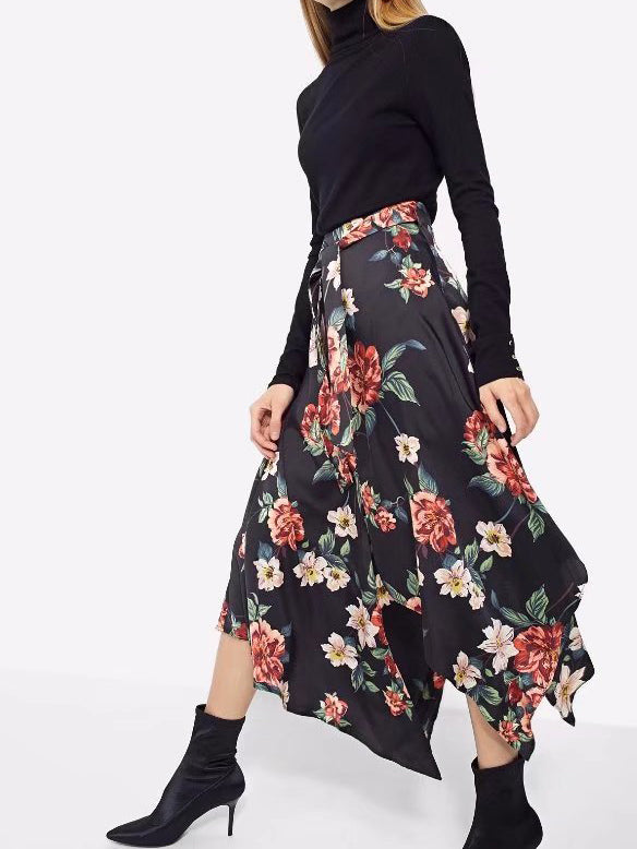 midi skirts, maxi skirts free shipping, floral skirts, summer skirts