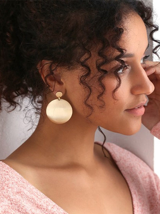 River Way Hoop Earrings