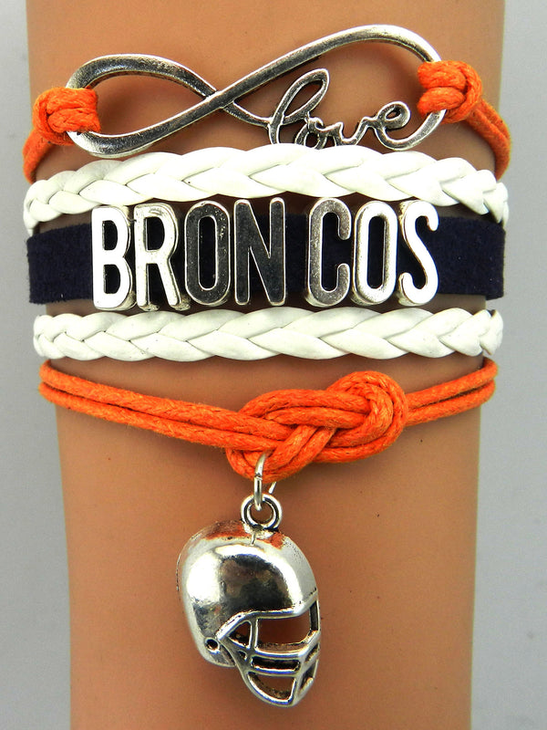 The Denver Broncos Bracelet