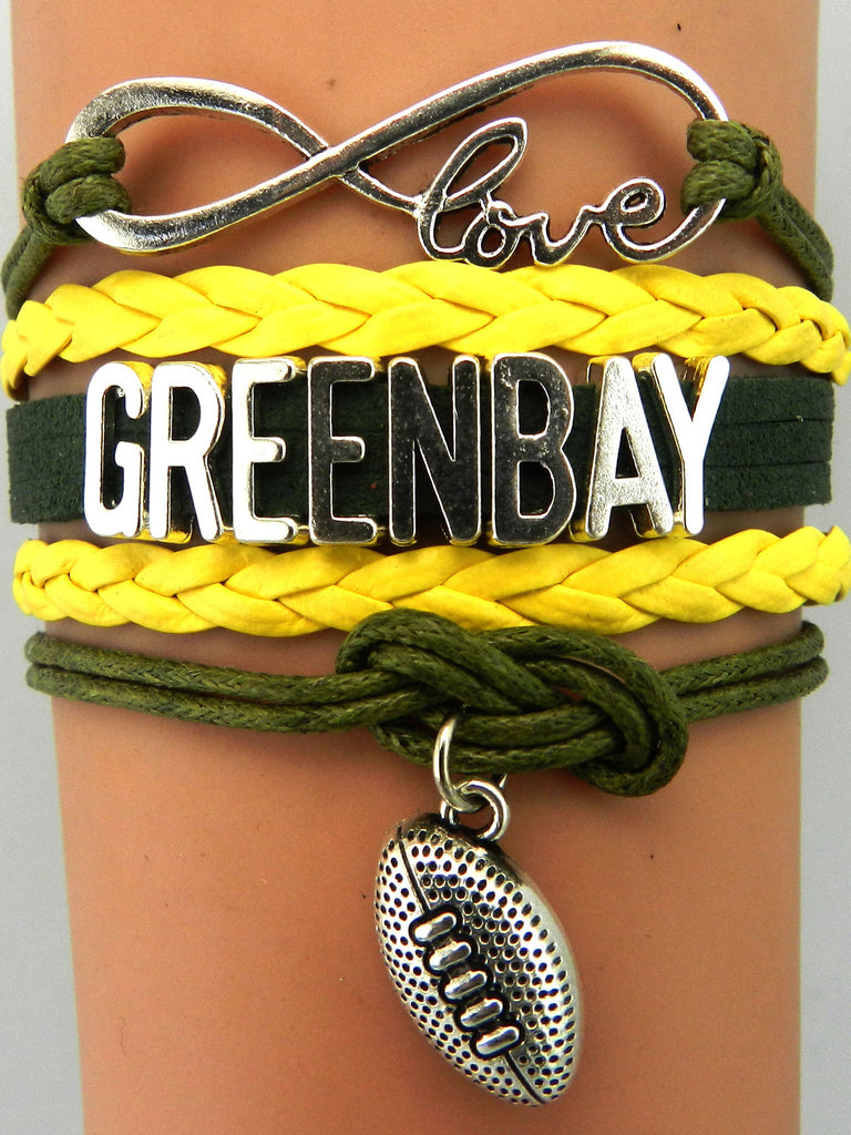 The Green Bay Packers Bracelet