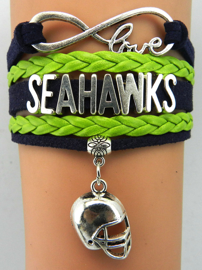 The Seattle Seahawks Bracelet