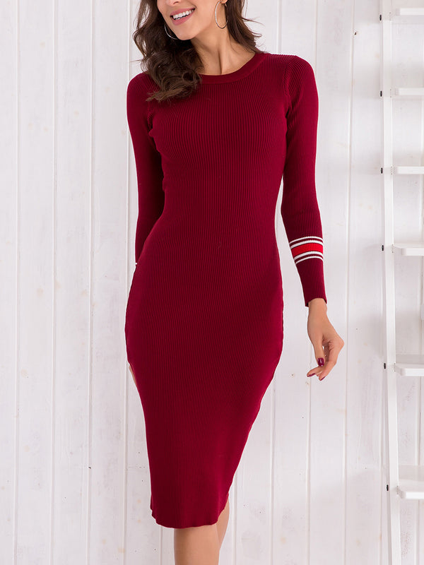 Tina Knitted Bodycon Dress
