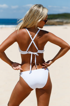 Lace Allover Two-Piece Swimsuit