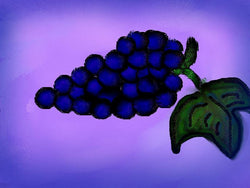Grape - GallaherGallery.com