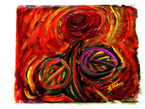 Rose of LIfe - GallaherGallery.com