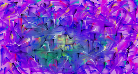 Kaleidoscope - Greeting Card - GallaherGallery.com