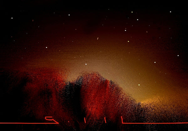 Desert Night Sky - GallaherGallery.com