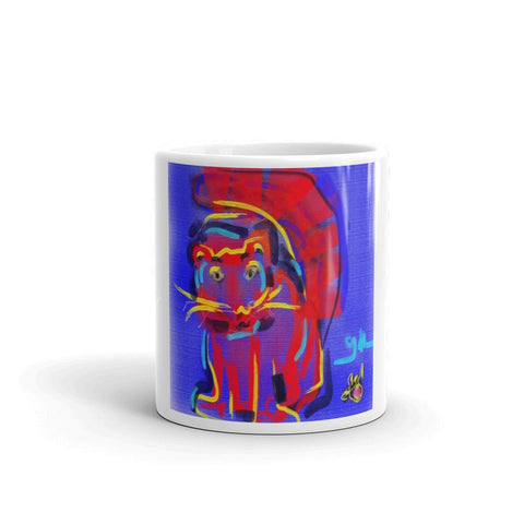 Cat - Mug - GallaherGallery.com