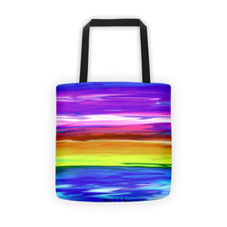 Blue Water - Tote bag - GallaherGallery.com