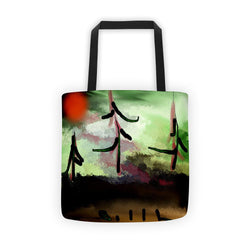 Before the Fire - Tote bag - GallaherGallery.com