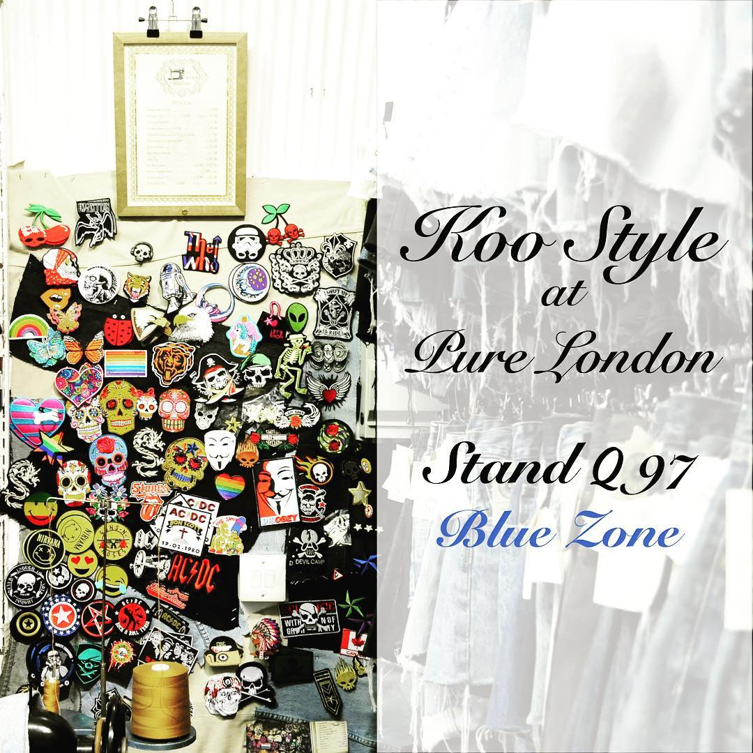 We were PURE LONDON!