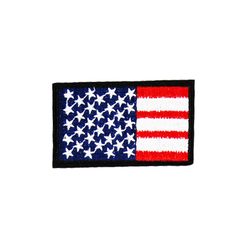PH156 - USA Flag (Iron on)