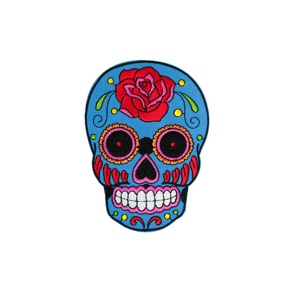 PH6 - Love Sugar Skull (Iron on)
