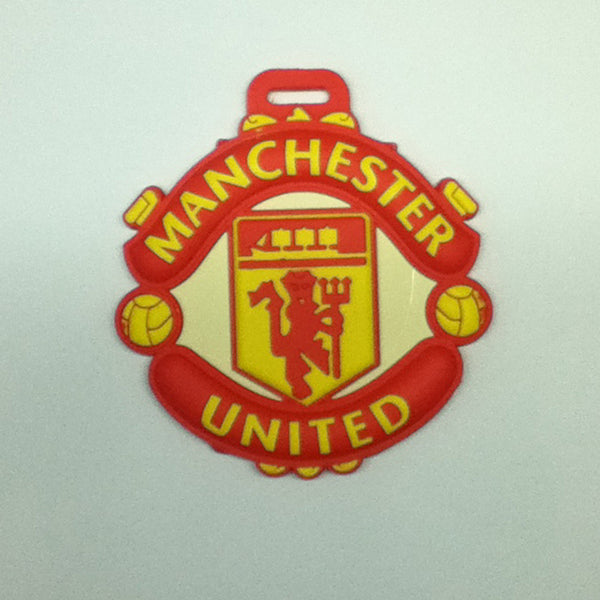 L00328 - Manchester United Luggage Tag