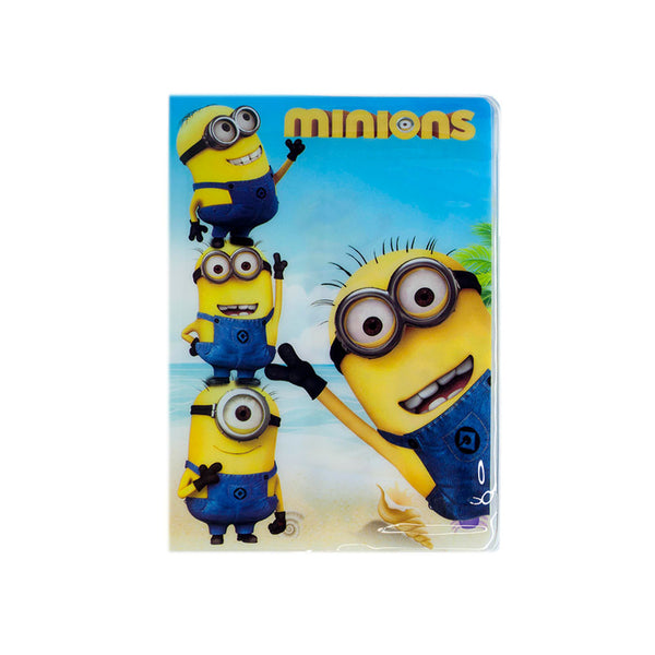 H00054 - Minions Passport Holder