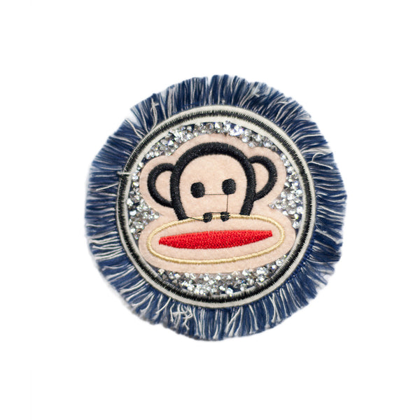 PT377 - Paul Frank Badges (Iron on)