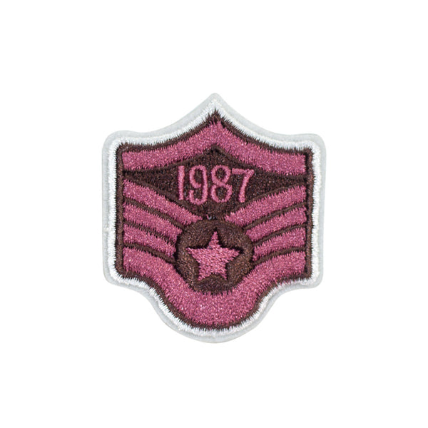 PH257 - 1987 Badge (Iron on)