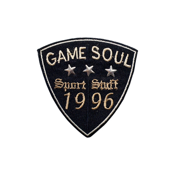 PT420 - Game Soul 1996 (Iron on)
