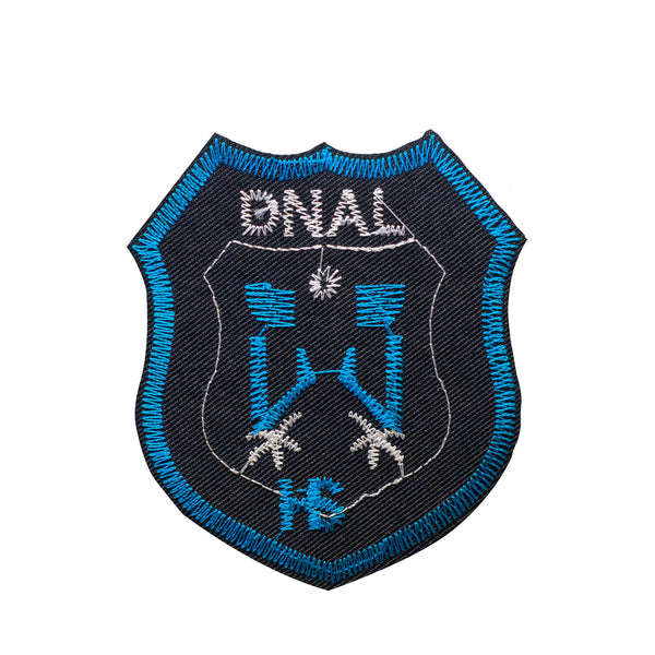 PT317 - DNAL Badge (Sew on)