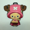L00306 - X Pink Hat Girl Luggage Tag
