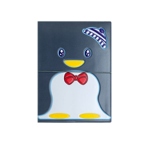 H00060 - Penguin Passport Holder