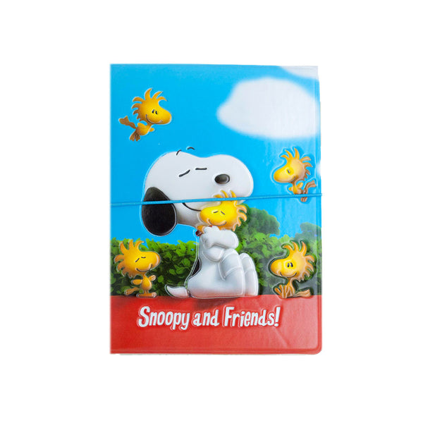 H00005 - Snoopy and Friends Passport Holder