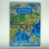 H00036 - World Trip Matte Passport Holder