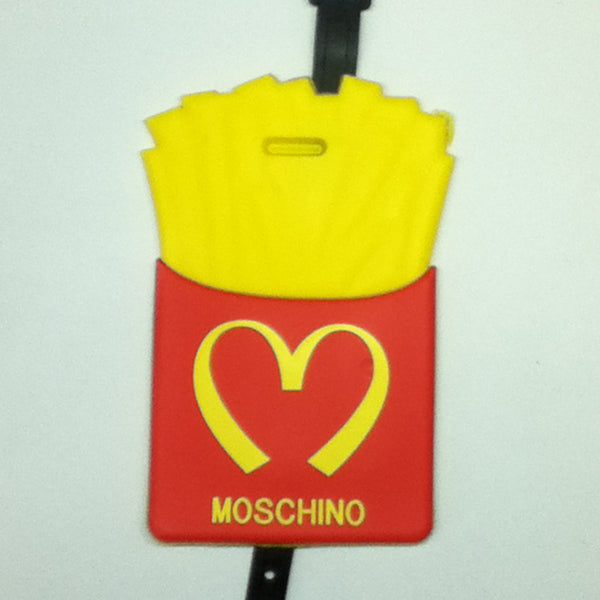 L00388 - Moschino Luggage Tag