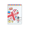 H00034 - British Heart White Passport Holder