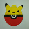 L00345 - Poke Ball Pikachu Luggage Tag